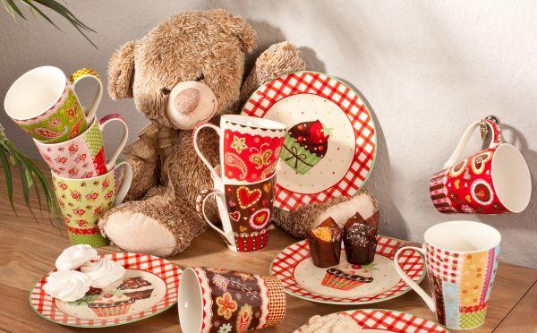 Dodatki w kuchni – nowe zestawy ceramiki stołowej