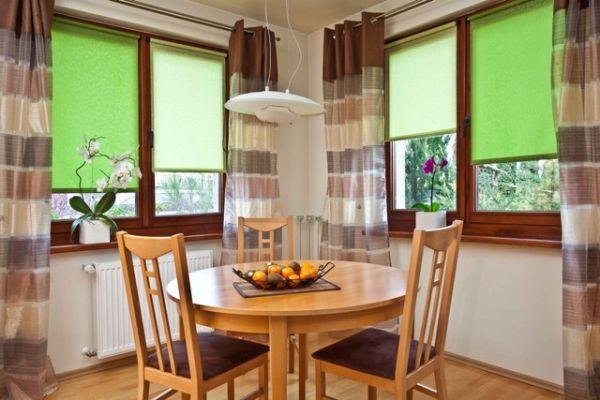 Zielona dekoracja kuchni – wiosna cały rok