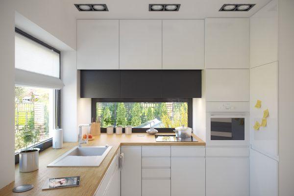 Wyposażenie kuchni: trójwymiarowy zlewozmywak