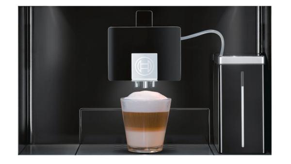 Ciśnienie na kawę! Nowy ekspres do zabudowy