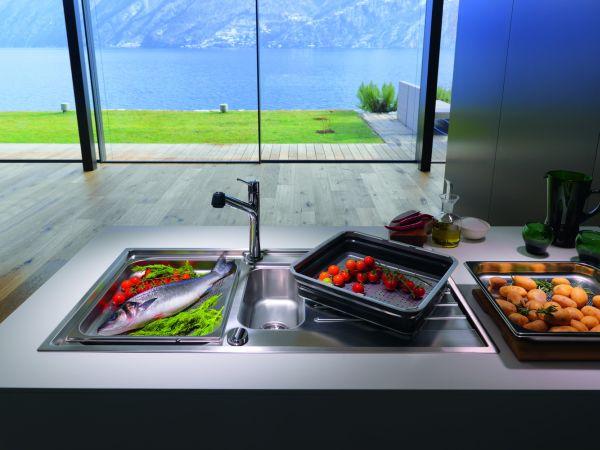 Nowa bateria kuchenna: design i wygoda