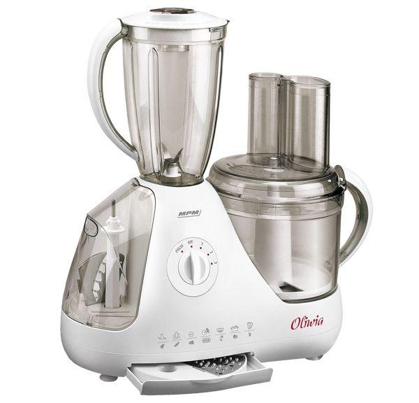 Nowy robot kuchenny. Kuchenne przygotowania do pikniku