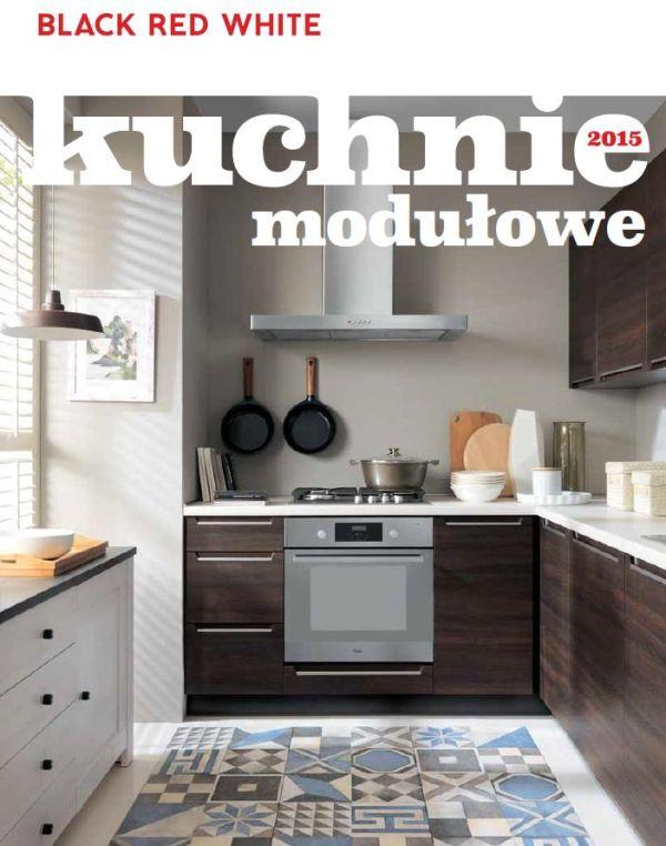 Nowa oferta kuchni modułowych