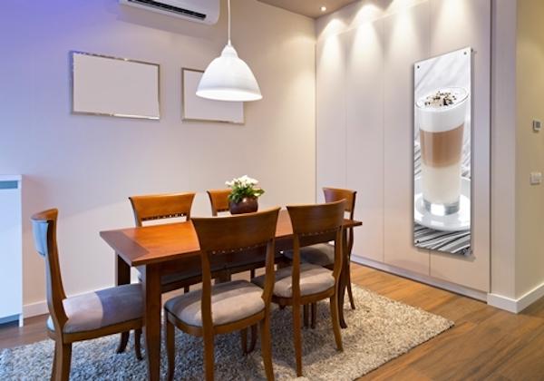 Grzejniki dekoracyjne do kuchni i jadalni